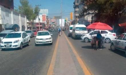 Ruptura entre organizaciones de Taxis y Urvans de Tizayuca