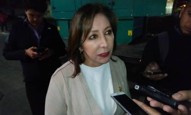 Pide Gloria Romero a Eduardo Sánchez Rubio a que se conduzca por vías legales