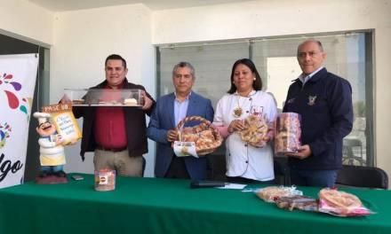 Hasta 150 variedades se degustarán en la Sexta Feria del Pan de Tulancingo