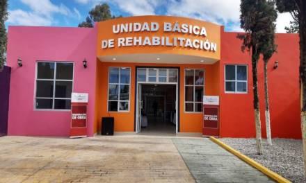 Estrena instalaciones UBR de Villa de Tezontepec