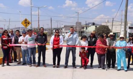 Alfonso Delgadillo López inaugura importantes obras
