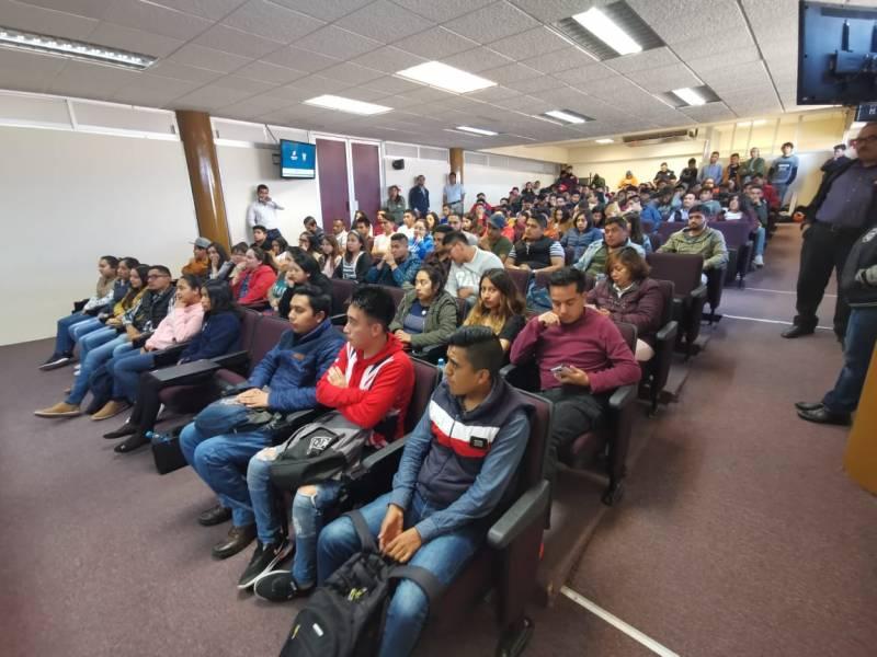 Previenen situaciones de narcomenudeo en estudiantes de la UPT