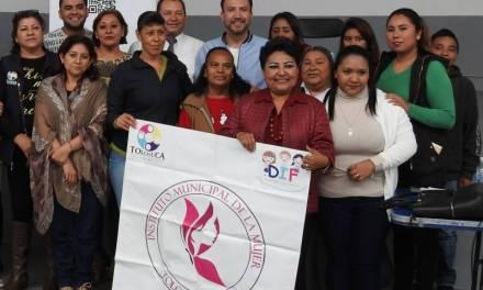 Ayuntamiento de Tolcayuca ofrece protección a mujeres víctimas de violencia