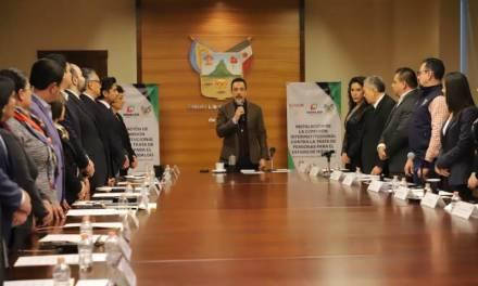 Hidalgo cuenta con Comisión Interinstitucional contra trata de personas