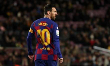 Messi pide claridad tras declaraciones de Eric Abidal