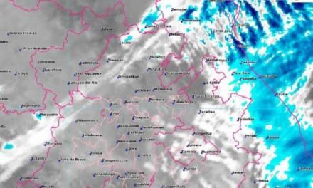 Clima permanece de fresco a templado en el estado
