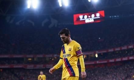 También el Barcelona es eliminado de la Copa del Rey