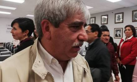 Mendoza Zenteno reprobó el actuar de campesinos manifestantes en delegación