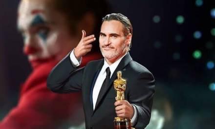 Joaquin Phoenix se lleva el Oscar como mejor actor