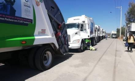 Ejidatarios cierran relleno de El Huixmí por falta de pago del municipio