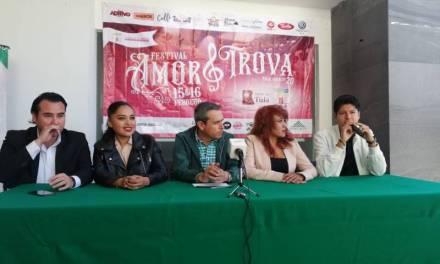 Artistas de talla internacional y local se reunirán en el Festival Amor y Trova