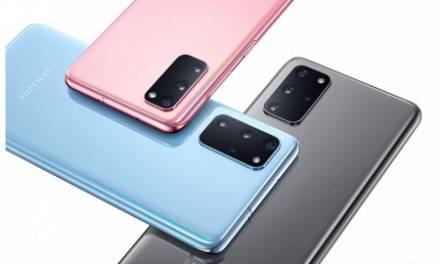 Samsung presenta celulares Galaxy S20