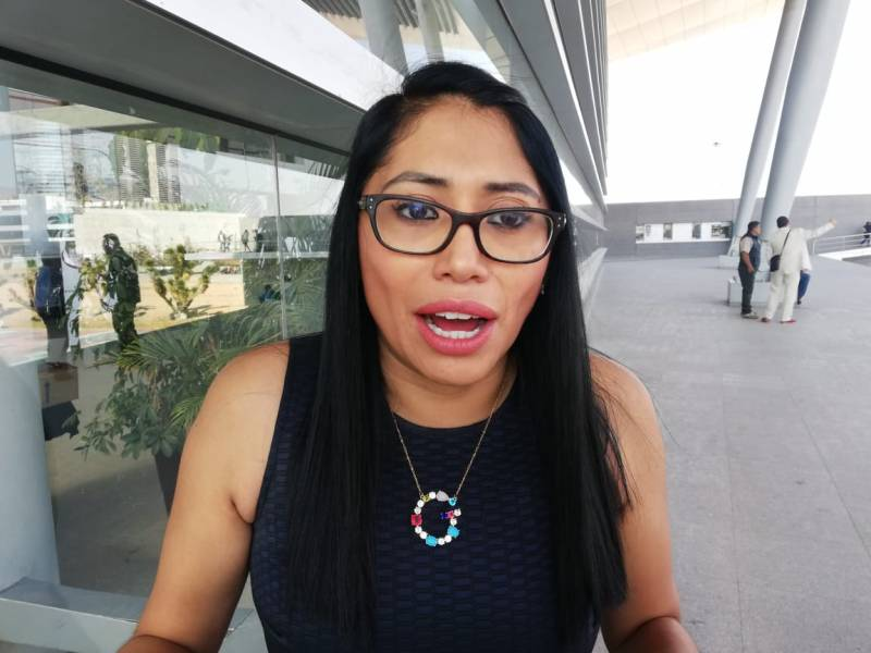 Regidora Génesis  Vázquez pide que se transparente recursos de parquímetros