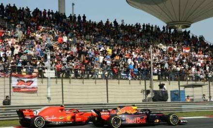 Fórmula 1 suspende Gran Premio de China por coronavirus