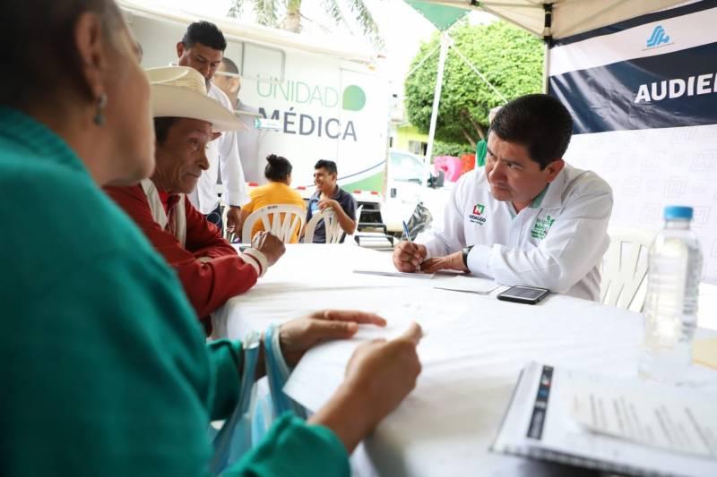 Hidalgo, segundo lugar en Índice de Transparencia en Gasto en Salud
