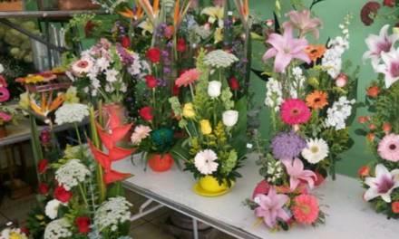 Florerías aumentan hasta un 30 por ciento sus ventas en San Valentín