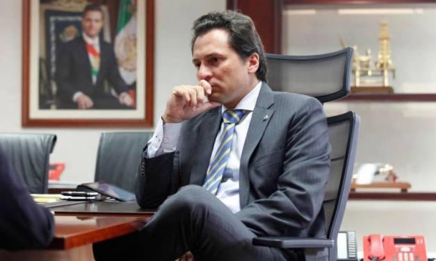 Juez envía a prisión a Emilio Lozoya