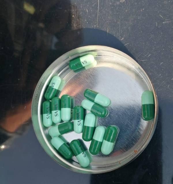 Detienen ados personas con probable droga en región Tula-Tepeji
