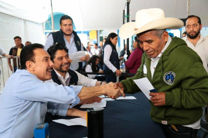 Fayad anuncia apoyos en San Felipe Orizatlán, por más de 20 mdp