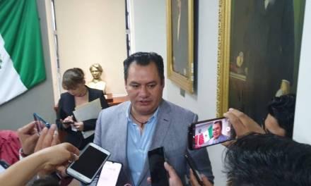Asael Hernández no ve respaldo de Baptista hacia Susana Ángeles