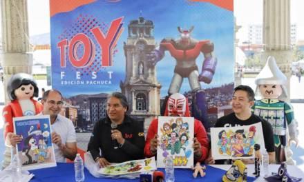 Toy Fest revivirá la infancia de los Pachuqueños
