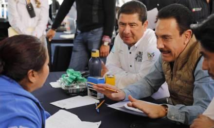Lleva Fayad a Tlanalapa más de 7 mil 400 oportunidades de empleo