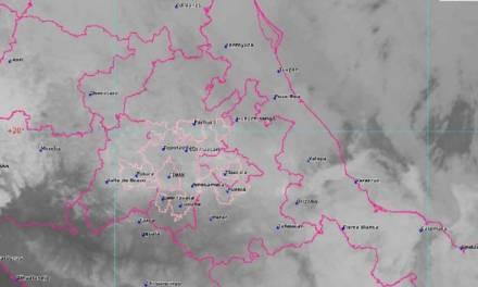 Disminuye probabilidad de lluvias en Hidalgo