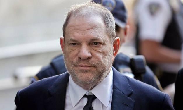 Declaran culpable a Harvey Weinstein de agresión sexual