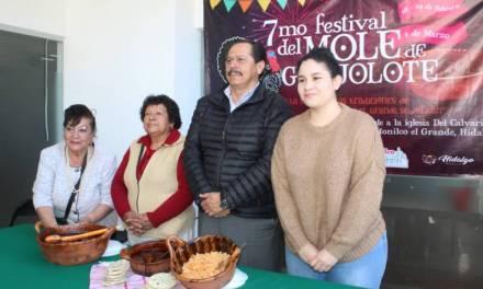 Promoverá Atotonilco El Grande sus sabores en el  Festival del Mole de Guajolote
