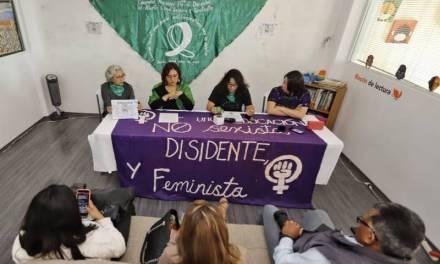 Presentan actividades para Jornada Feminista