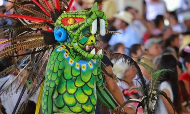 Carnaval de Huautla, más de 100 años de tradición