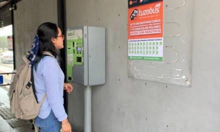 Tuzobús contará con lugares para protección de mujeres