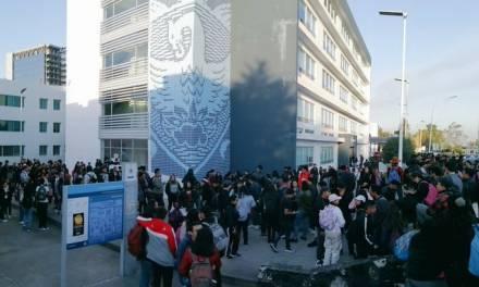 22 escuelas de la BUAP se declaran en paro