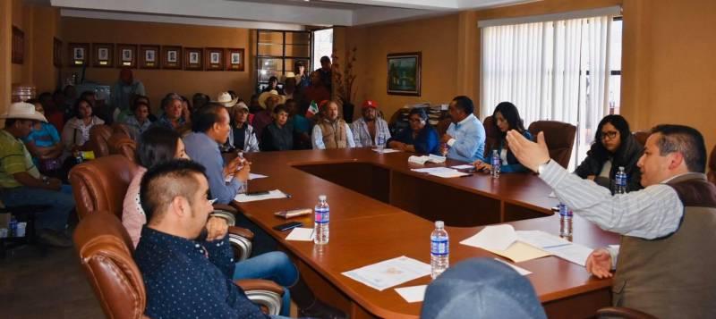 Asamblea de Zapotlán autoriza seis pavimentaciones