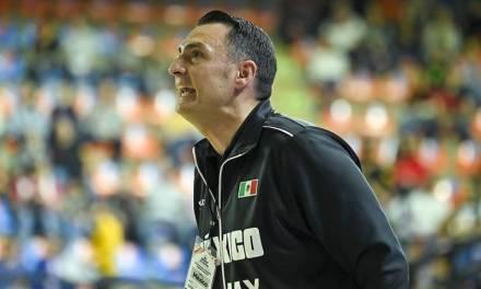 Sergio Molina va por su segundo triunfo con Selección Nacional Mayor