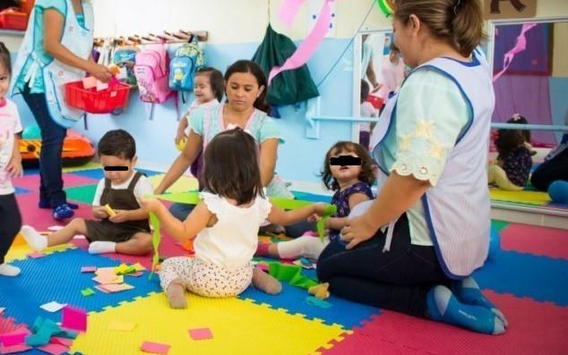 Docente de preescolar es acusada de malos tratos