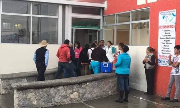 Reconvertirán nueve hospitales de Hidalgo para atención especializada de Covid-19