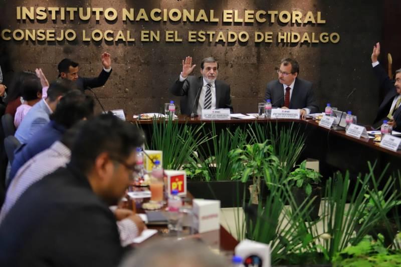 Reportan baja participación de ciudadanos para ser observadores electorales