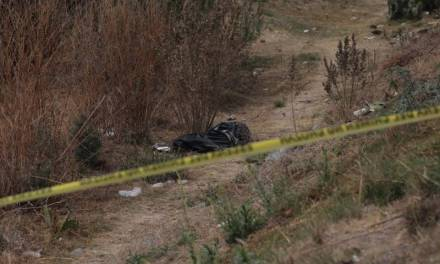 Localizan cadáver en  la carretera Pachuca – Ciudad Sahagún,