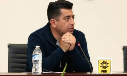 PRD Hidalgo acusa al INE de otorgar beneficios a Morena y partidos aliados