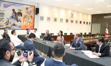 Resolverá IEEH viabilidad de candidaturas comunes del PAN y PRD