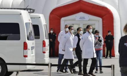 Ingresan a estudiantes al hospital Respuesta  COVID-19
