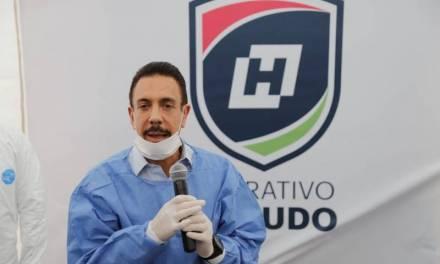 Implementa Fayad más medidas para prevenir contagios de Covid-19
