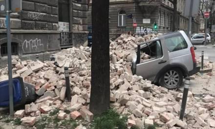 Sismo en Croacia de 5.3 deja daños en infraestructura y varios heridos