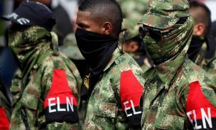 ELN anuncia cese al fuego por 1 mes