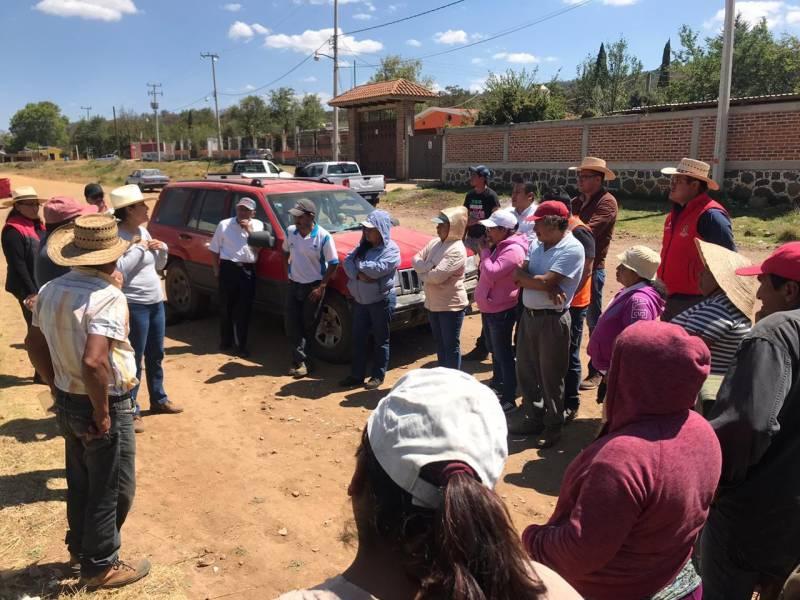Liberan Relleno Sanitario de Las Lajas en Santiago Tulantepec