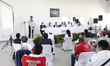 Alcaldes de la Región de Tizayuca intensifican medidas por COVID-19