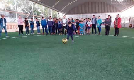 Suspenden actividades en áreas no esenciales del Ayuntamiento de Villa de Tezontepec