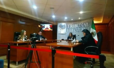Francisco Leopoldo Basurto Acosta impugna sentencia del TEEH