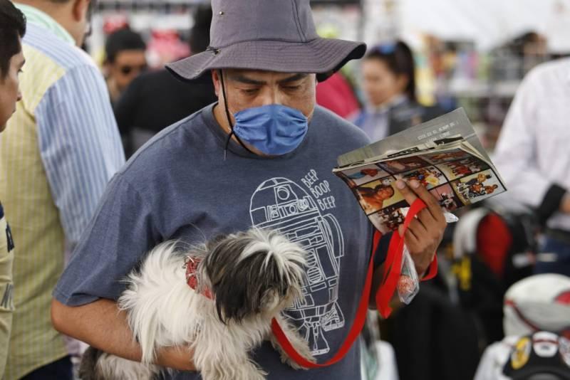 Se agotan cubrebocas en Pachuca, Odeco vigila que no haya sobreprecio
